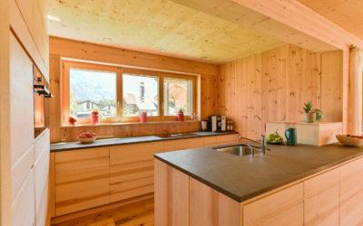 Vortrag: Küche und Türen aus Mondholz