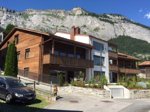 MFH mit 9 Wohnungen, Flims – 14056