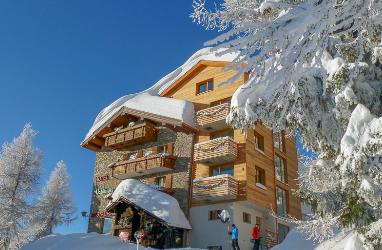 Hotel Waldhaus goes Holz100