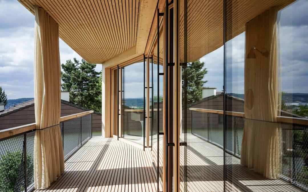 Ein Holz100 Haus entsteht – Kurzvideo