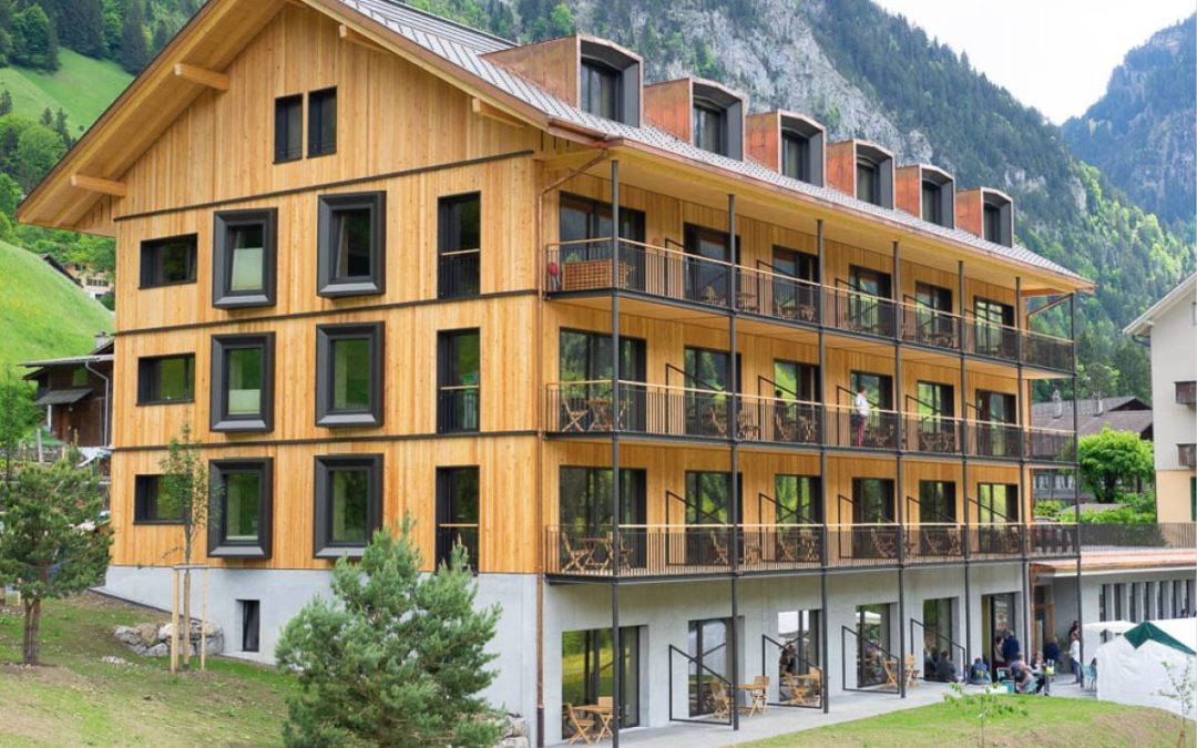 Seminar-Hotel Kientalerhof im Kt. Bern – 17052