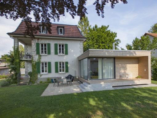 Anbau im Kt. Bern – 16071