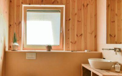 Mondholz Fenster