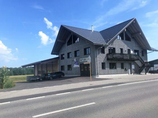 Neubau Werkstatt & Büro Anobia Holzbau GmbH im Kt. TG -17064