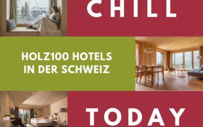 Holz100 Hotels in der Schweiz