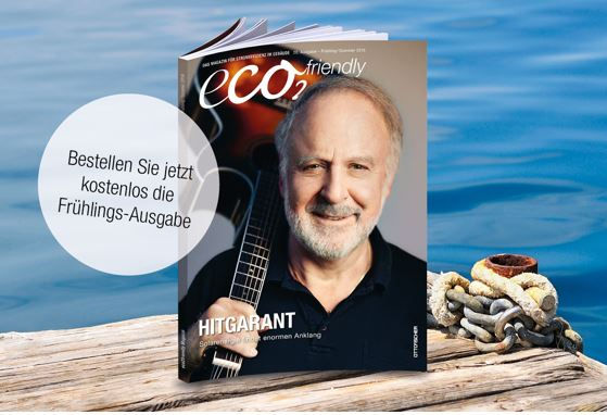 eco2friendly Magazin – Frühling/Sommer 2019