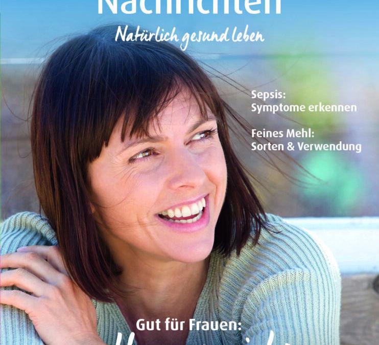 """""""A. Vogel Gesundheits-Nachrichten"""" – Ausgabe 09/2020"""