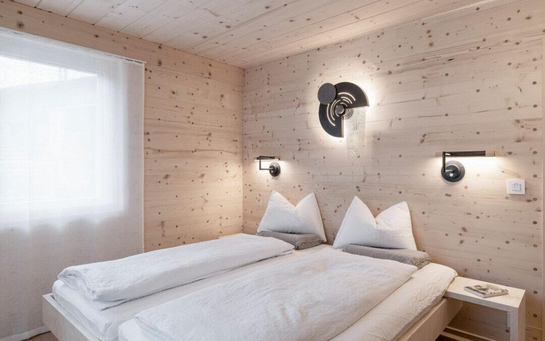 Probewohnen bei Holz100 Schweiz AG in Steinen