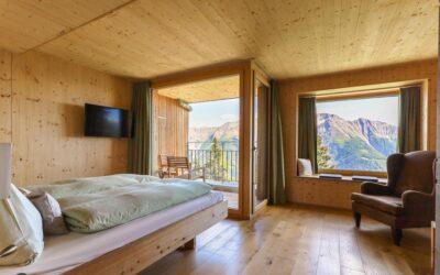 Die schönsten Holz Hotels der Schweiz